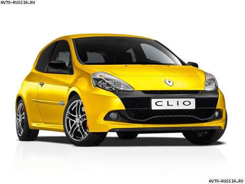 Renault Clio RS: 6 фото