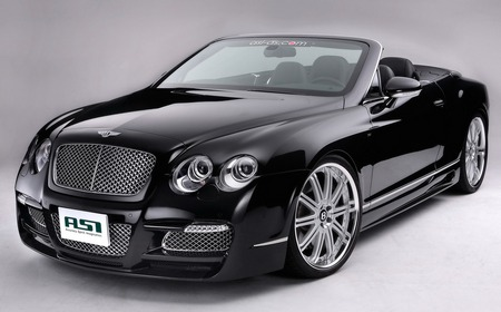 Bentley Continental GTC: 2 фото