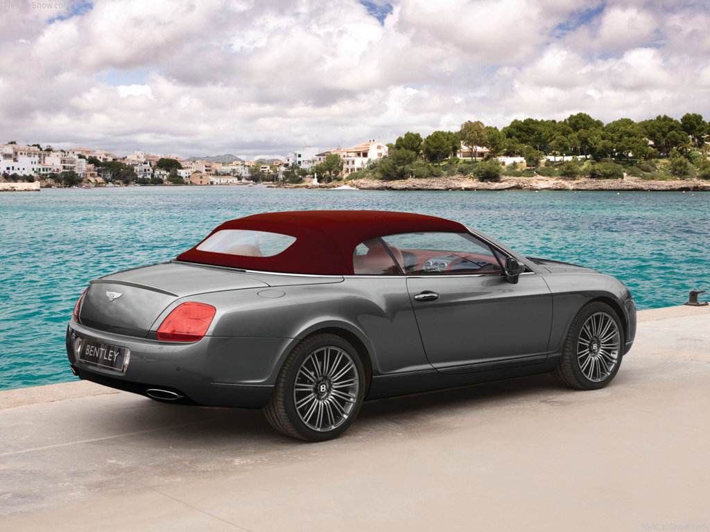 Bentley Continental GTC: 6 фото