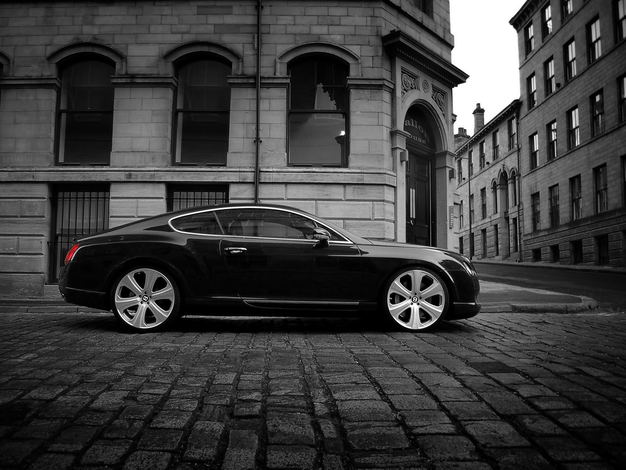 Bentley Continental: 02 фото