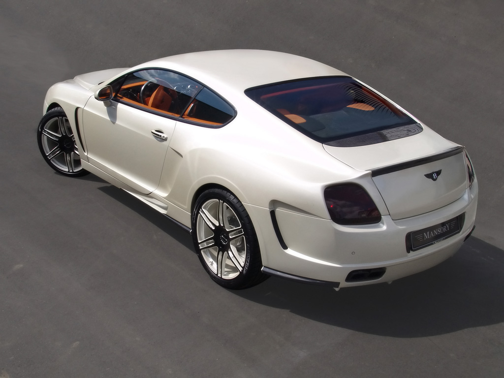 Bentley Continental: 04 фото