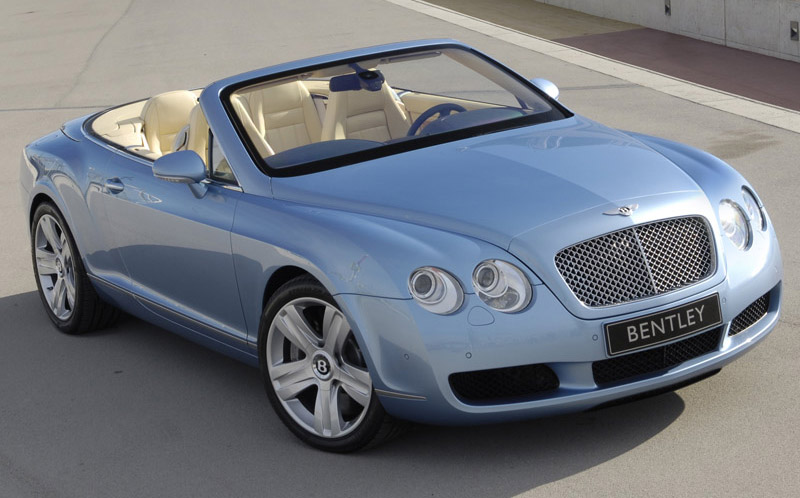 Bentley Continental: 05 фото