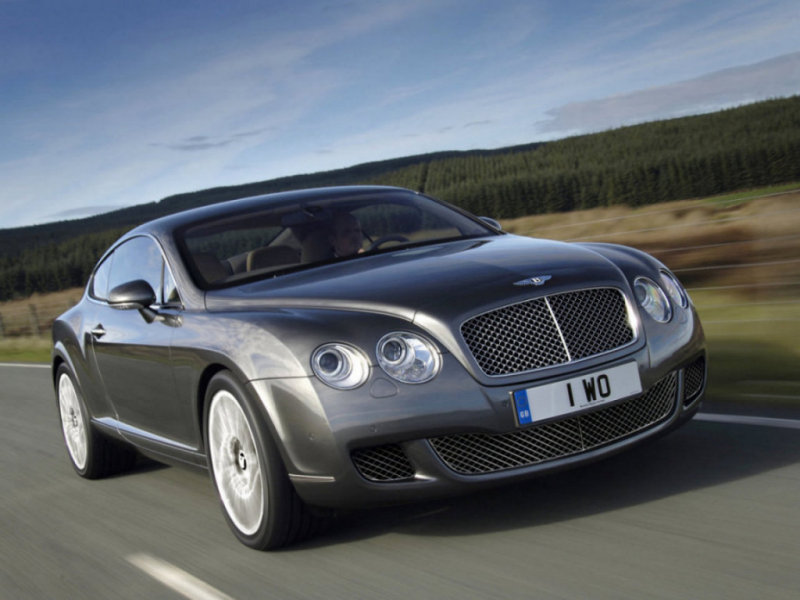 Bentley Continental: 06 фото