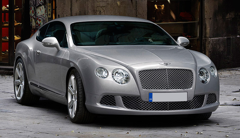 Bentley Continental: 07 фото