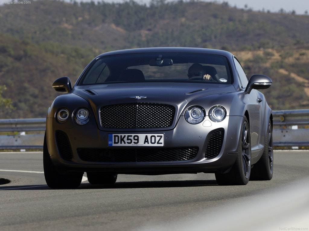 Bentley Continental: 08 фото