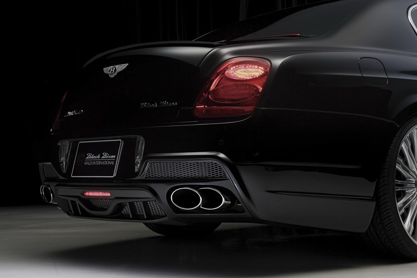 Bentley Continental: 11 фото