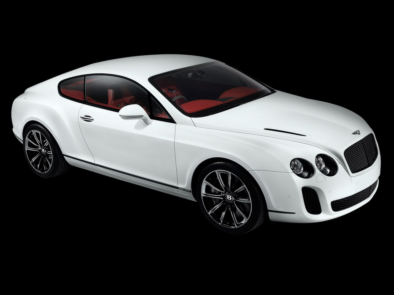 Bentley Continental: 12 фото