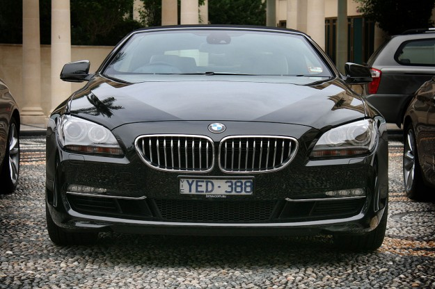 BMW 6-series Convertible: 04 фото