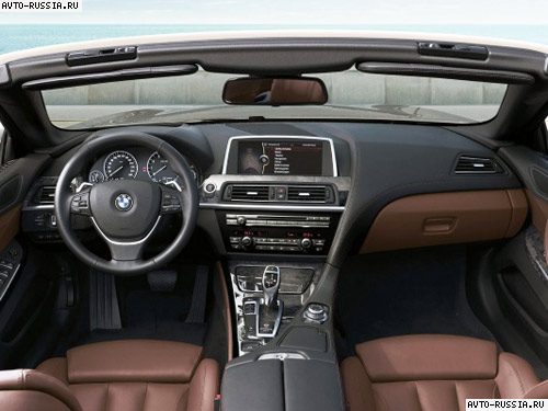 BMW 6-series Convertible: 08 фото