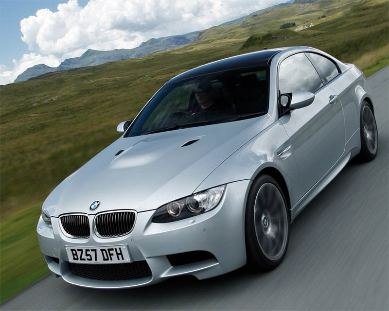 BMW M3 Coupe: 04 фото