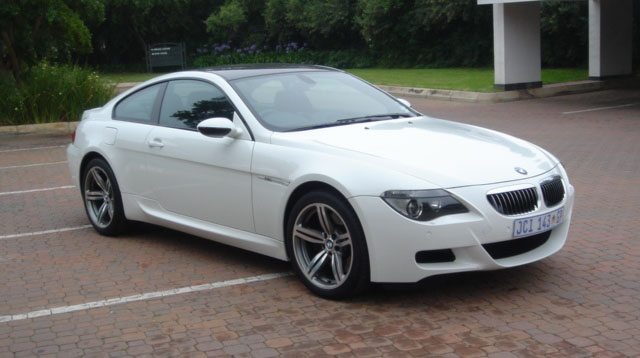 BMW M6 Coupe: 02 фото