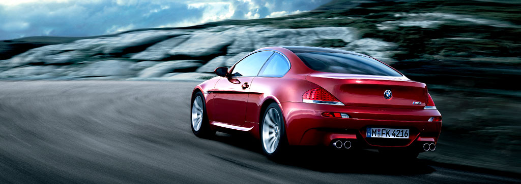 BMW M6 Coupe: 07 фото