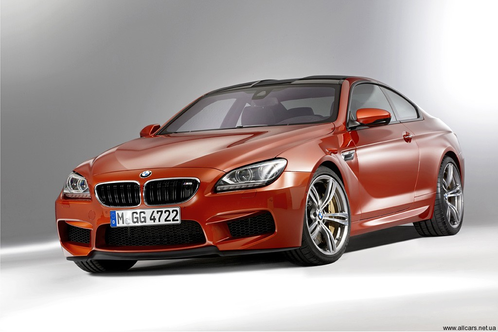 BMW M6 Coupe: 08 фото
