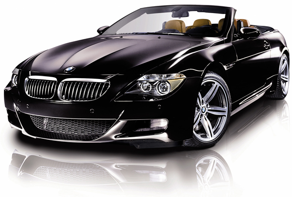 BMW M6 Coupe: 09 фото