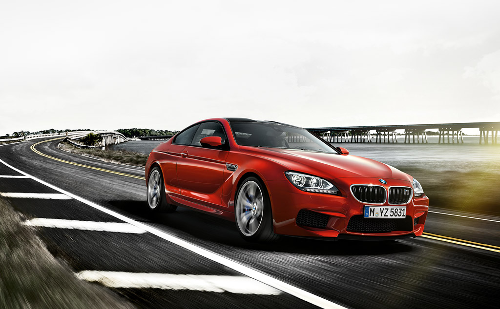 BMW M6 Coupe: 11 фото
