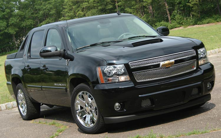 Chevrolet Avalanche: 05 фото