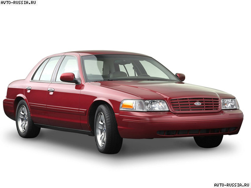 Ford Crown Victoria: 02 фото