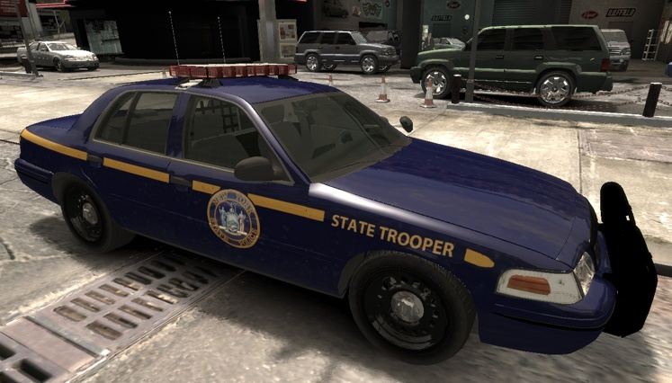 Ford Crown Victoria: 12 фото