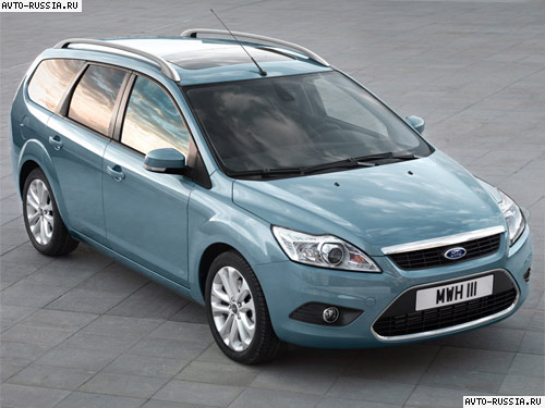 Ford Focus II Wagon