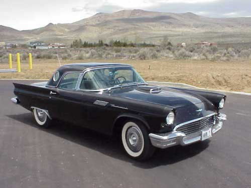 Ford Thunderbird: 06 фото