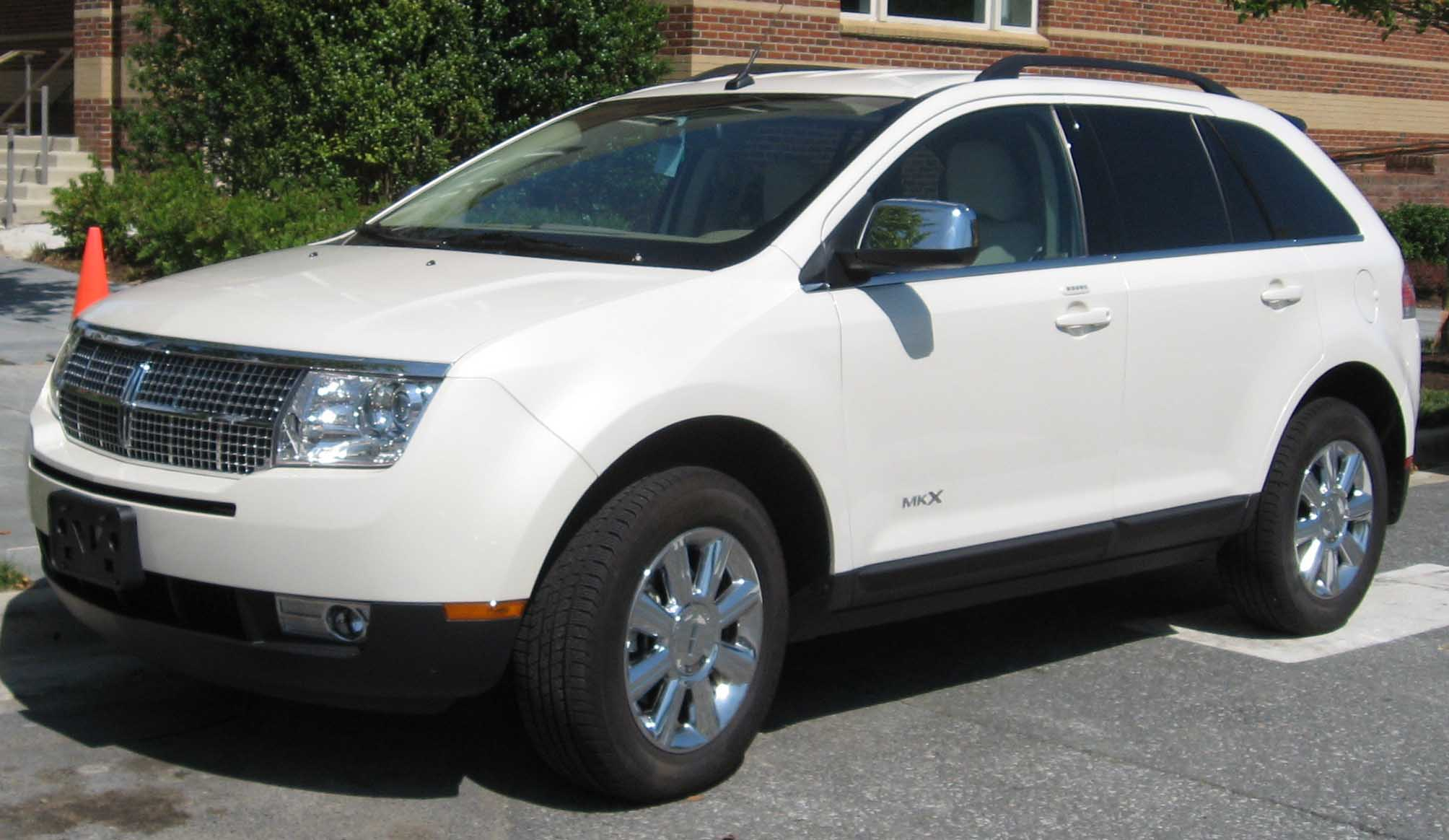 Lincoln MKX: 4 фото