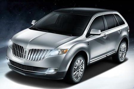 Lincoln MKX: 5 фото