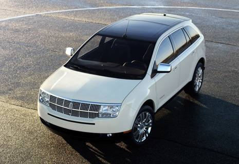 Lincoln MKX: 6 фото