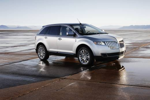 Lincoln MKX: 8 фото