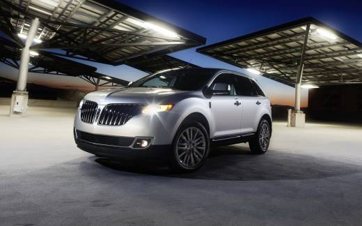 Lincoln MKX - 520 x 324, 09 из 14
