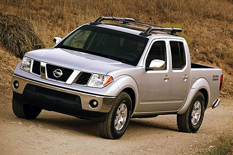 Nissan Frontier: 2 фото