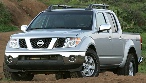 Nissan Frontier: 6 фото