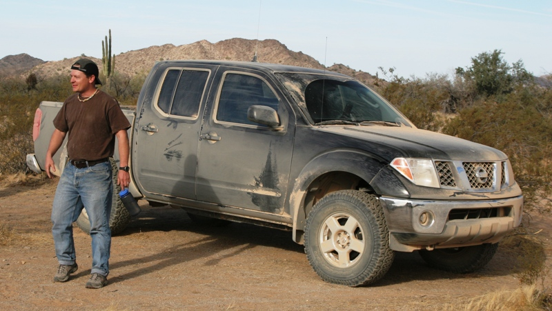 Nissan Frontier: 7 фото