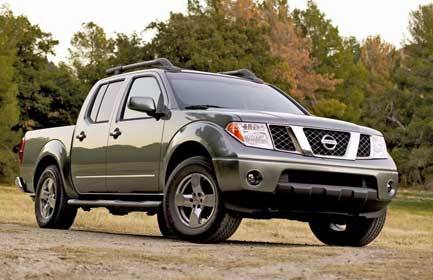Nissan Frontier: 9 фото