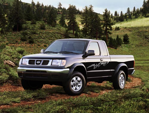 Nissan Frontier: 10 фото